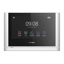 CDV-1024MA bílý, handsfree AHD videotelefon s 10'' dotykovým HD IPS displejem, Commax