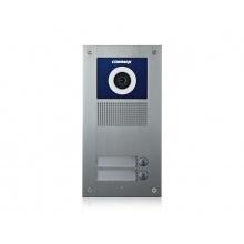 DRC-2UCHD, 2-tlačítková dveřní stanice 1.3 Mpx, HD Ready, zápustná montáž, Commax