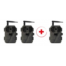 3x Fotopast BUNATY FULL HD GSM za cenu dvou!