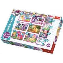 TREFL Puzzle My Little Pony 10v1