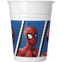 Kelímek 200 ml Spiderman 8 ks (od 14 let)