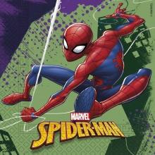 Papírový ubrousek Spiderman 20 ks (od 14 let)