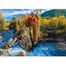 EUROGRAPHICS Puzzle Crystal Mill, Colorado 1000 dílků