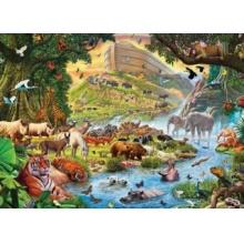 EUROGRAPHICS Puzzle Noemova archa XL 500 dílků