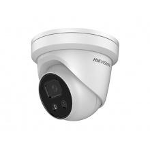 DS-2CD2346G1-I/SL/28 - 4MPix AcuSense IP  DOME kamera; WDR+ICR+IR+obj.2,8mm