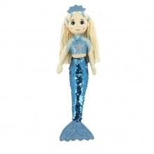 Hadrová panenka mořská panna Ploutvička 45 cm (od 3 let)