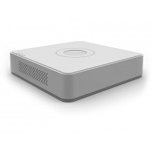 DS-7104HQHI-K1(B), hybridní DVR pro 4+1 kamery AHD/TVI/CVI/CVBS/IP, až 4 Mpx, 1x SATA, Hikvision