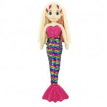Hadrová panenka mořská panna Šupinka 45 cm (od 3 let)