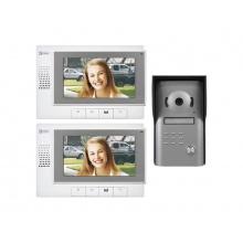 Sada videotelefonu EMOS, model RL-03 se 2 monitory