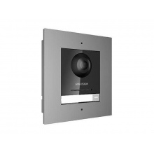 DS-KD8003-IME1/Flush/EU - IP dveřní interkom 1-tlačítkový