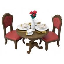 SYLVANIAN FAMILIES Elegantní sada stolu a židliček5368