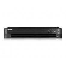 DS-7716NI-Q4 - 16 kanálový NVR pro IP kamery (160Mb/80Mb); 4K, 4xHDD, Alarm I/O