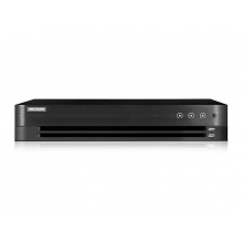DS-7716NI-Q4/16P - 16 kanálový NVR pro IP kamery (160Mb/80Mb); 4K, 4xHDD, Alarm I/O; 16xPoE