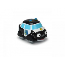 Statečná autíčka Pavlík policejní auto (od 1 roku)