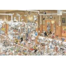JUMBO Puzzle Kuchyň 1000 dílků