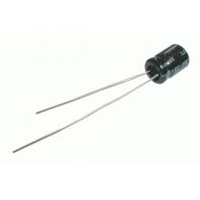 Kondenzátor elektrolytický NP 100M/100V 16x32-7 Jam.NK