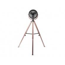 Ventilátor stojanový NEDIS FNTR20CPK10 PINK 25 cm