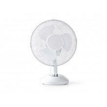 Ventilátor stolní NEDIS FNTB10CWT23 23 cm