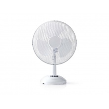 Ventilátor stolní NEDIS FNTB10CWT30 30 cm