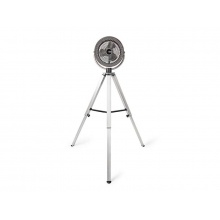 Ventilátor stojanový NEDIS FNTR20CWD10 BROWN 25 cm