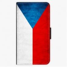 Flipové pouzdro  - Czech Flag - Samsung Galaxy A5