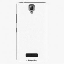 Plastový kryt  - 4Pure - bílý - Lenovo A2010