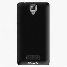 Plastový kryt  - 4Pure - černý - Lenovo A2010