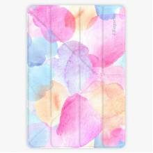 Pouzdro  Smart Cover - Watercolor 01 - iPad 9.7″ (2017-2018)