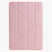 Pouzdro iSaprio Smart Cover - Rose Gold - iPad 2 / 3 / 4