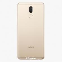 Silikonové pouzdro  - 4Pure - průhledný matný - Huawei Mate 10 Lite