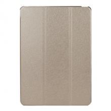 Kožený kryt / pouzdro Smart Cover  pro iPad Air 2 zlatý