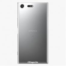 Plastový kryt  - 4Pure - průhledný matný - Sony Xperia XZ Premium