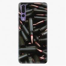 Silikonové pouzdro  - Black Bullet - Huawei P20 Pro