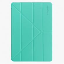 Pouzdro iSaprio Smart Cover - Cyan - iPad 9.7