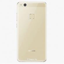 Silikonové pouzdro  - 4Pure - průhledný matný - Huawei P10 Lite