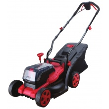 Aku zahradní sekačka 340mm, 35litrů (S20Li) Worcraft CLM-S40Li bez baterie a nabíječky