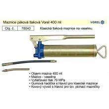 Maznice páková tlaková Vorel 400ml
