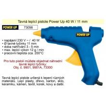Tavná lepící pistole Power Up 40 W 11 mm