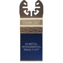 Pilový list 32mm HSS Bi-Metal nástroj pro oscilační multifunkční brusky