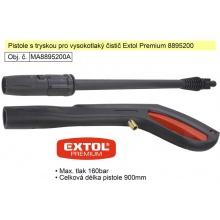 Pistole s tryskou pro vysokotlaký čistič Extol Premium 8895200