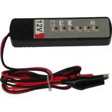 Tester autobaterií digitální 12V (YT-83101)