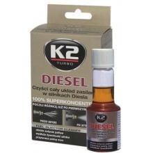 K2 DIESEL 50 ml - aditivum do paliva
