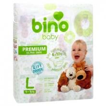 Bino Pleny BABY PREMIUM L 6x10 ks s dárkem