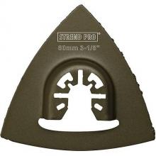 Karbidová brusná destička 80mm HM segmentový nástroj pro oscilační multifunkční brusky
