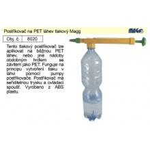 Postřikovač na PET láhev tlakový