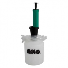 Ruční odsávací pumpa s nádobkou na olej a kapaliny MAGG KING16