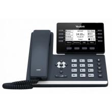 SIP-T53W Yealink - IP telefon, 12x SIP účtů, LCD 3,7