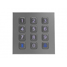 PD2100AB, řídící jednotka s Bluetooth pro dveřní stanice Alba, přístupová klávesnice, Farfisa