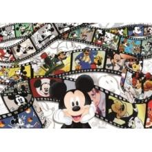 JUMBO Puzzle Mickeyho svět 1000 dílků