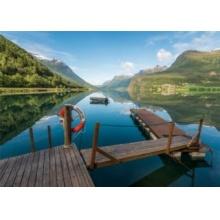 JUMBO Puzzle Styrn, Norsko 1000 dílků